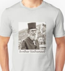Brother Nathanael. Unisex T-Shirt