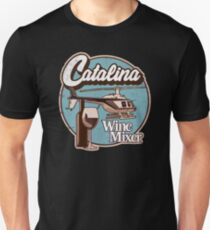 Catalina Wine Mixer. Unisex T-Shirt