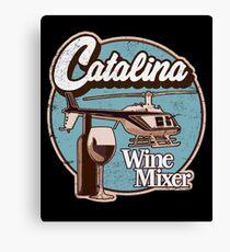 Catalina Wine Mixer. Canvas Print