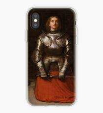 Joan of Arc - John Everett Millais - 1865 iPhone Case