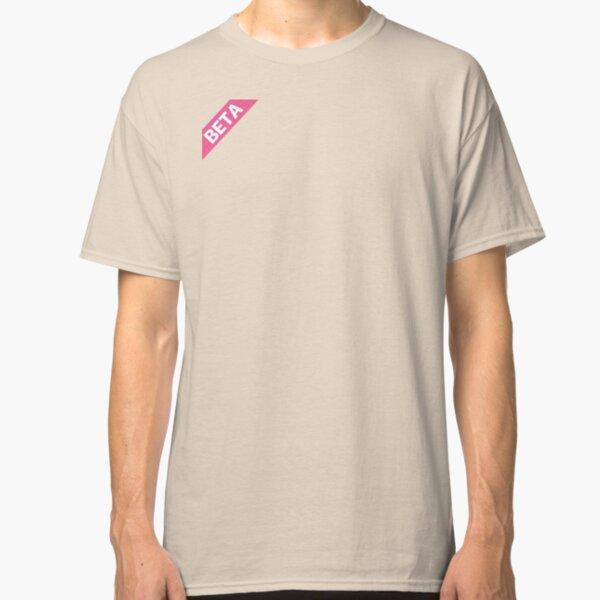 Beta Ribbon Classic T-Shirt