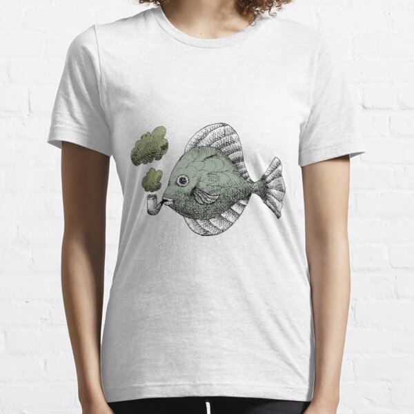 Fish Pipe Essential T-Shirt