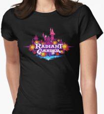 Radiant garden Women's Fitted T-Shirt