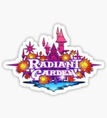 Radiant garden Sticker