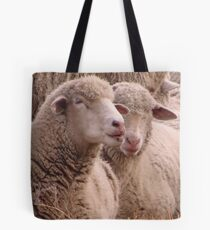 Ppppstt...They Say She Ran Away With THAT Ram !! Tote Bag