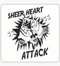 Sheer Heart Attack Sticker