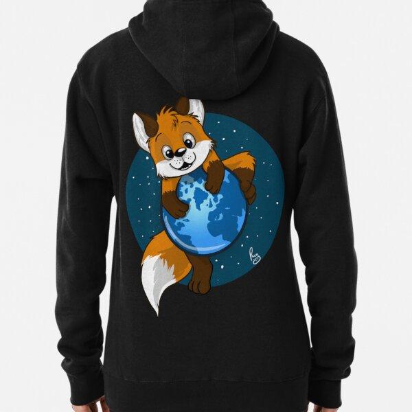 auch wenn du nur Füchse liebst und es dir egal ist, dass sie sagen, dass Firefox ein roter Panda ist. Hoodie