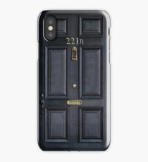 221B - Baker Street iPhone Case