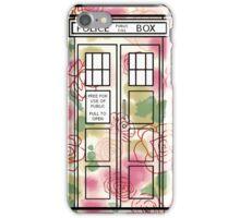 Rose TARDIS iPhone Case/Skin
