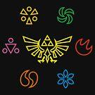 Sages of Hyrule – Neon von Ellihanna