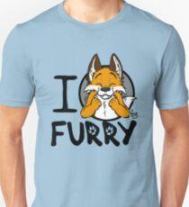 I grrarrrgh furry (fox version) Unisex T-Shirt