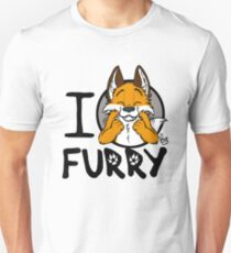 I grrarrrgh furry (fox version) T-Shirt