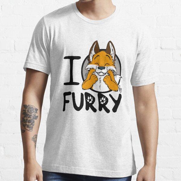Yo grrarrrgh furry (versión de zorro) Camiseta esencial