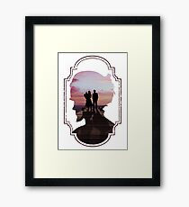 Count Olaf, A Series of Unfortunate Events Framed Print