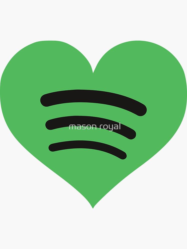 Spotify Love by Swizzle101