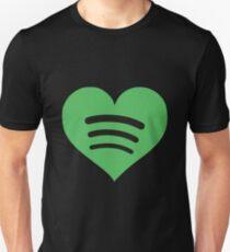 Spotify Love T-Shirt
