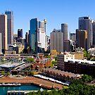 Sydney Harbour, Circular Quay, Australia. by johnrf