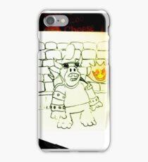 Boser iPhone Case/Skin