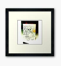 Boser Framed Print