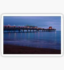 Paignton Pier, Devon Sticker