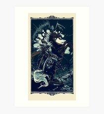 The Astral Maiden Art Print