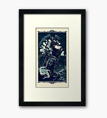 The Astral Maiden Framed Print