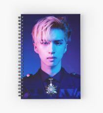 vixx ken kratos Spiral Notebook