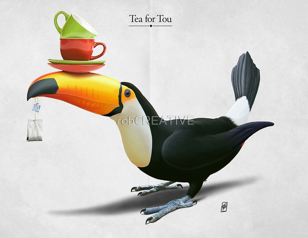Tea for Tou by robCREATIVE