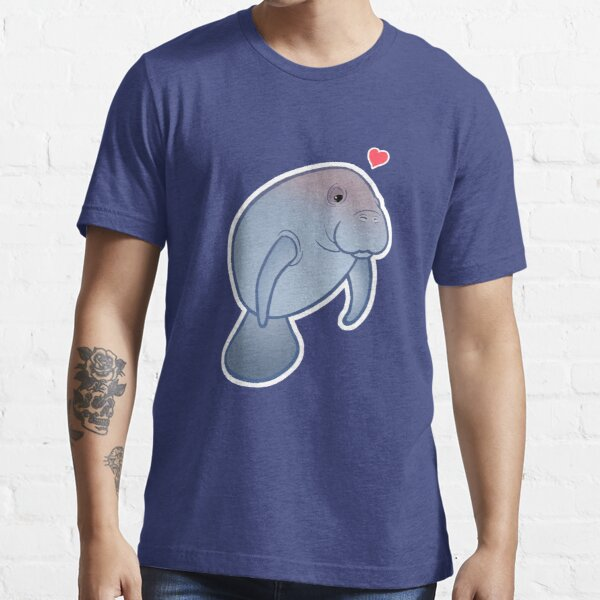 Manatee Love Essential T-Shirt