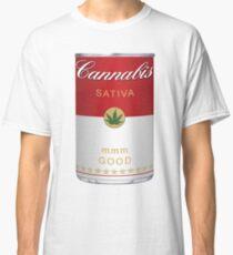 Cannabis Sativa Classic T-Shirt