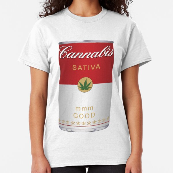 Cannabis Sativa Classic T-Shirt