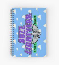 BUZZ LIGHTYEAR SPACE RANGER Spiral Notebook