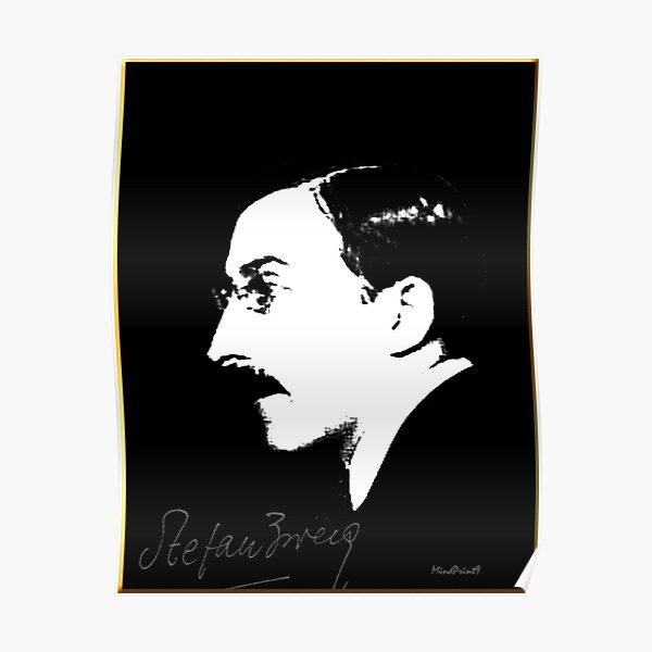 Stefan Zweig Poster