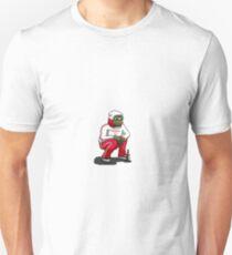 Rare Pepe - Slav Squat Polski Edition Unisex T-Shirt
