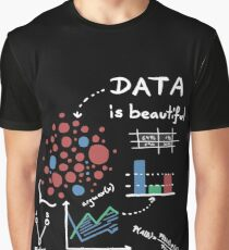 Data Formula - For Analysts - Scientists - Engineers - Math - Formula Graphic T-Shirt