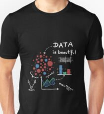 Data Formula - For Analysts - Scientists - Engineers - Math - Formula T-Shirt