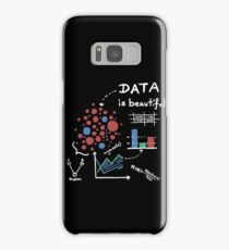 Data Formula - For Analysts - Scientists - Engineers - Math - Formula Samsung Galaxy Case/Skin