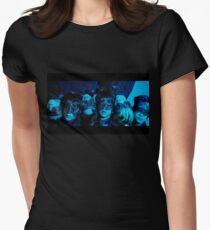 vixx kratos mask Women's Fitted T-Shirt
