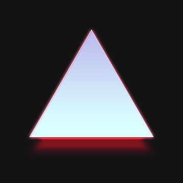 Triangle Relic by sephcornel