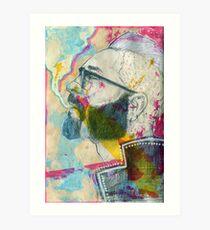 Rowdy Boy Art Print