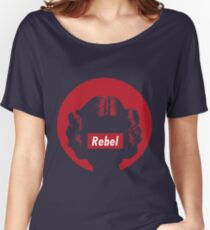 Rebel Women's Relaxed Fit T-Shirt