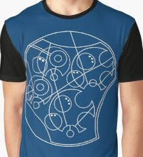 Doctor Who Wibbly Wobbly Timey Wimey Graphic T-Shirt
