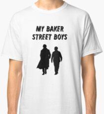 My Baker Street Boys {FULL} Classic T-Shirt