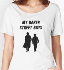 My Baker Street Boys {FULL} Women's Relaxed Fit T-Shirt