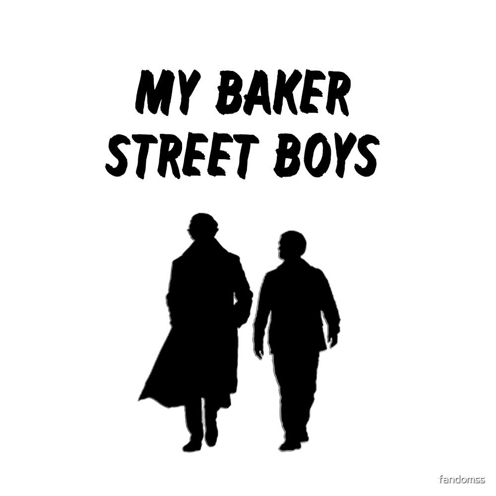 My Baker Street Boys {FULL} by fandomss