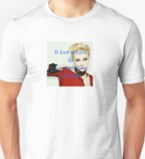 If Lost Return To Gwendoline Christie  T-Shirt