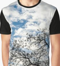 In that quiet Earth - At sunset Graphic T-Shirt