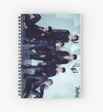 VIXX HADES Spiral Notebook