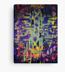 Honeydew Shadow Canvas Print