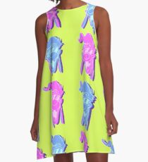 Powerline Max A-Line Dress